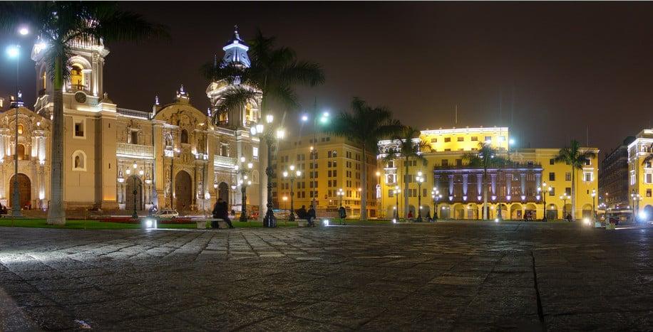 Flights Dallas Houston San Antonio To Lima Peru 553