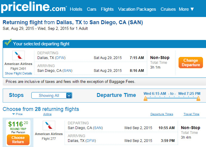 $131 Flights from Dallas to San Diego County: DFW to SAN ...