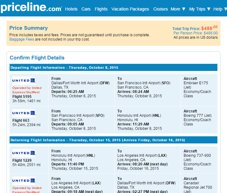 cheap airline tickets dfw