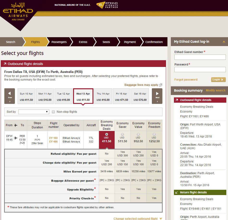 Cheap Flights Dallas To Perth Australia 873 973 R T