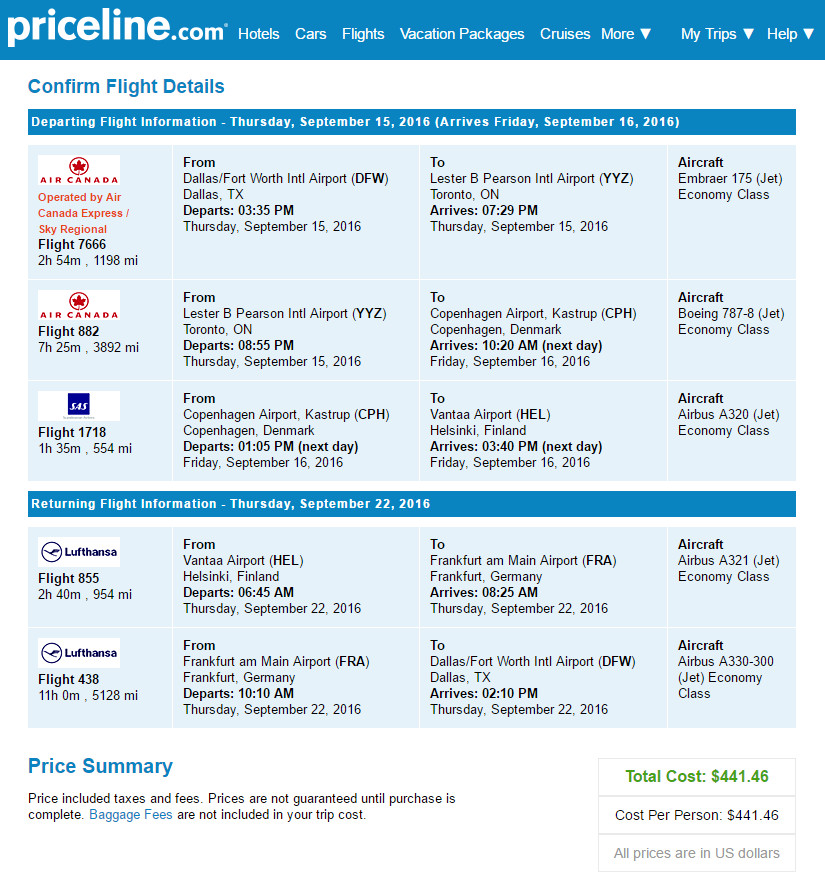 Priceline coupons codes